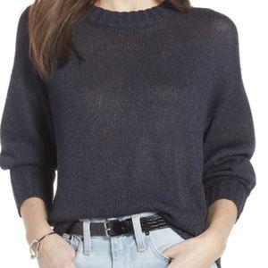 Subtle Sheen Sweater